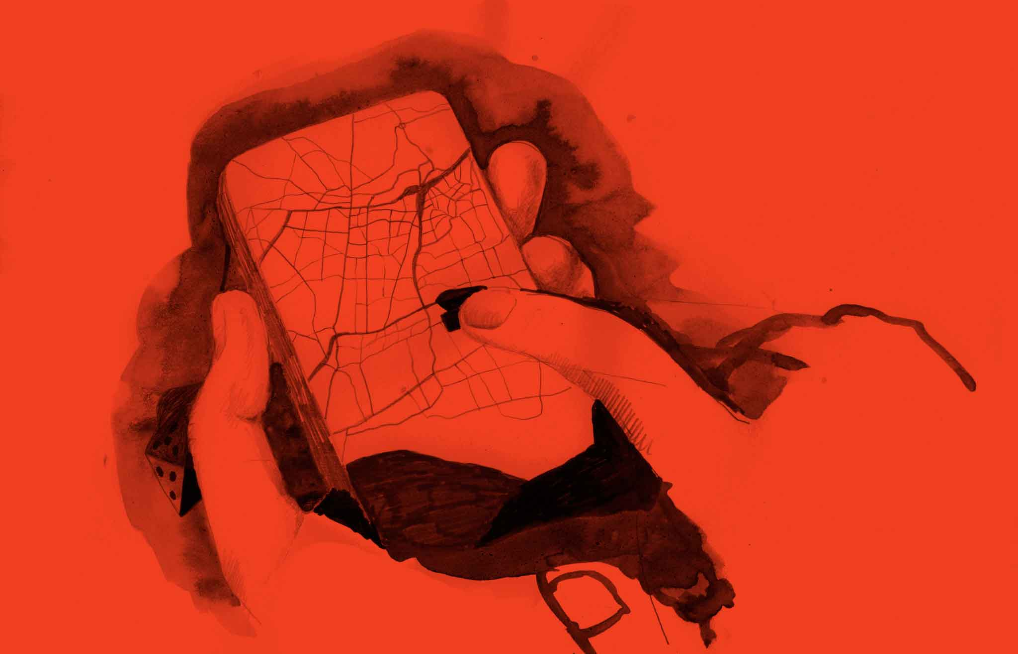 GPS Telefon