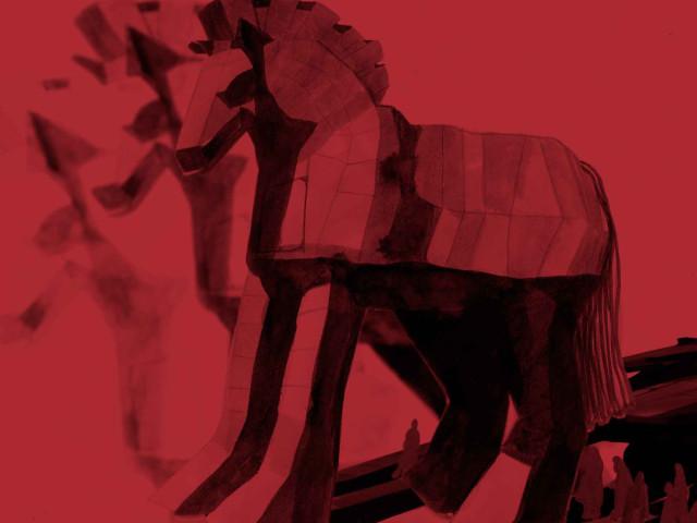 Den Trojanska hästen